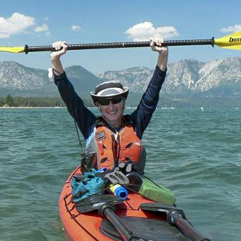 Kayaking California's Flat Waters