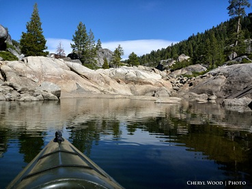 Lower Bear River Reservoir Kayaking and Canoeing