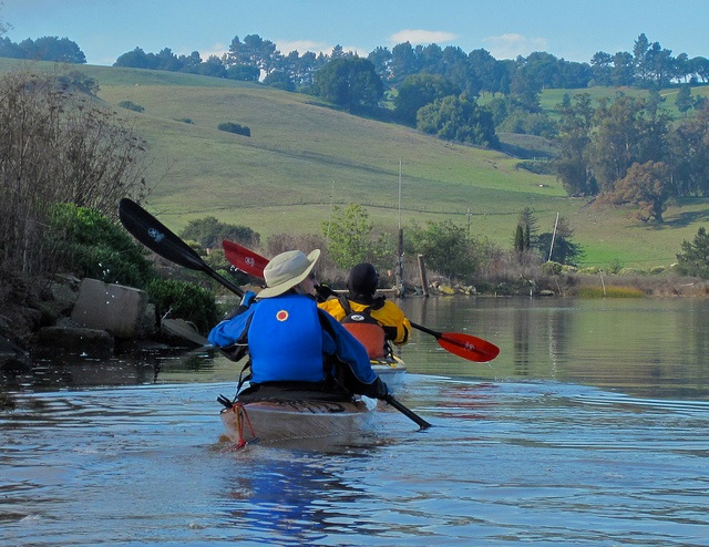 kayaking the petaluma river