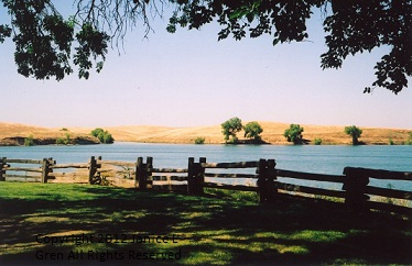 Turlock Lake Kayaking