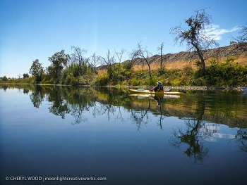 Kayaking the Lower Feather RIver